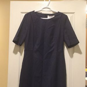 Hugo Boss dress NWT never worn navy sz 8
